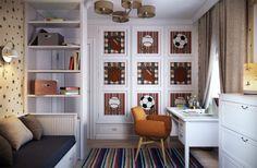 classic boys room decorating ideas