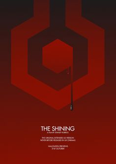 Tribute Poster to Stanley Kubrick's The Shining | //SPLENDID INDUSTRIAL