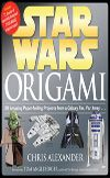 Star Wars Origami: 36 Amazing Paper-folding Projects from a Galaxy Far, Far Away.(Paperback) by Chris Alexander Star Wars Origami: 36 Amazing Paper-folding Projects from a Galaxy Far, Far Away.(Paperback) by Chris Alexander Star Wars Origami, Origami Yoda, Origami Stars, Easy Origami, Origami Man, Origami Flowers, Origami Tutorial, Paper Flowers, Ideas