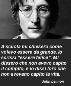 Wise Quotes, Words Quotes, Inspirational Quotes, Sayings, John Lennon, Love Words, Love Book, How To Know, Self Help