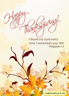 vector thanksgiving background with floral - Designious