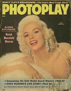 Jayne Mansfield - Photoplay Magazine [United States] (March 1957)