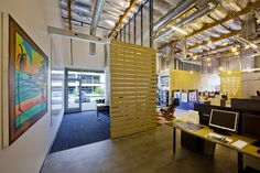 @Surfrider Foundation's LEED Gold Headquarters in San Clemente, CA
