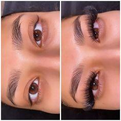 Wispy Lashes, Fake Lashes, Makeup Eye Looks, Skin Makeup, Eyelash Extensions Classic, Perfect Eyelashes, Eyelash Sets, Girls Makeup, Beauty Skin