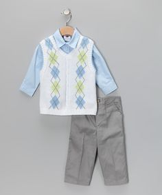 argyle for kid