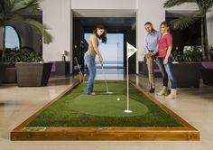 Golf In nella hall del tuo Hotel!