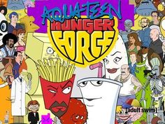 Aqua Teen Hunger Force - Watch Episodes Online - Zap2it