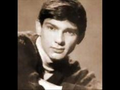 """GENE PITNEY - 60'S HEART TUGGING BALLAD SINGER. HE POSTED 24 HITS ON THE BILLBOARD SINGLES CHART. INDUCTED INTO THE ROCK 'N' ROLL HALL OF FAME IN 2002 """"ONLY LOVE CAN BREAK A HEART, """" DENTS MY HIT LIST AT #99."""