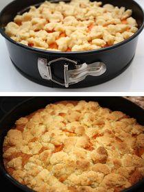 Aprikosenkuchen - schnell und einfach