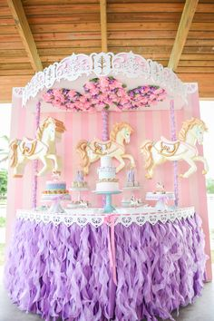 Bambini Soiree — First Carousel Soiree by Tutti Bambini Events