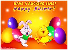 easter ecard gifs | Free Download Warm Farewell Free Ecards Greeting C