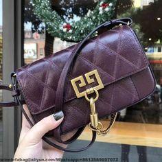 8276e626c1 Givenchy Mini Pocket Bag in Diamond Quilted Leather 2018 Diamond Quilt,  Quilted Leather, Diamond