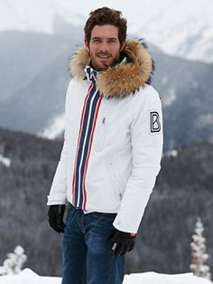 filip-tp jacket with fur