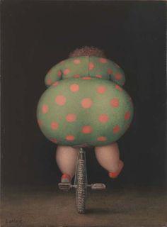 Risultati immagini per Jeanne te Dorsthorst Illustrations, Illustration Art, Plus Size Art, Fat Art, Bicycle Art, Fat Women, Whimsical Art, Big And Beautiful, Oeuvre D'art