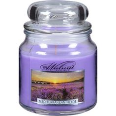 719 Walnut Avenue Mediterranean Fields Candle, 14 oz Great value for $4.95!!!