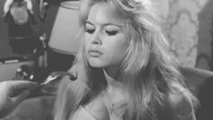 A forkful of Bardot.