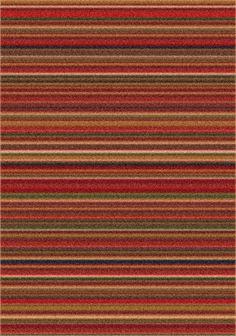 Milliken Modern Times Canyon Dark Red Area Rug & Reviews | Wayfair
