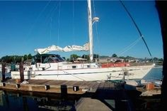 1975 Cooper Yachts Maple Leaf 48 Sloop Sail Boat For Sale -