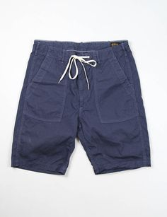 orSlow Navy US Army Fatigue Short