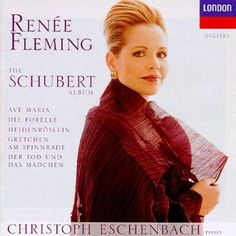 Renee Fleming - Schubert Album