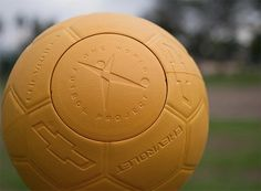 One World Futbol.  world's most durable soccer ball. It's indestructible and never needs a pump. And for every ball you buy, one is donated directly to disadvantaged children worldwide through a vast network of global organizations.