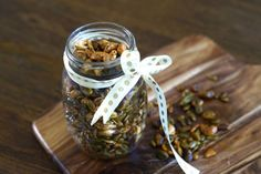 Spice up your nuts! Get this Paleo Spiced Nuts recipe! Get 100s of other paleo recipes right here! The Merrymaker Sisters.