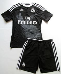 836843ebe7e Real Madrid 2014 2015 third football kit by Adidas   Yohji Yamamoto   realmadrid