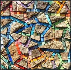 Mosaic Artwork by George Fishman