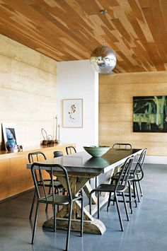 24 dining room ideas. Styling by Karen Cotton. Photography by Prue Ruscoe.