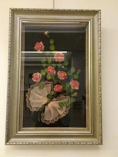 Frame, Floral, Home Decor, Picture Frame, Decoration Home, Room Decor, Flowers, Frames, Home Interior Design