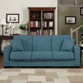 Found it at AllModern - Puebla Full Convertible Sofa