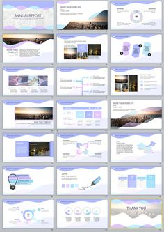 templates Video: Features: Multicolor annual report PowerPoint templates Easy and fully editable in powerpoint (shape color, size, position, etc) Easy customizable contents Powerpoint Design Templates, Powerpoint Themes, Keynote Template, Infographic Powerpoint, Creative Infographic, Flyer Template, Presentation Design Template, Presentation Layout, Business Presentation Templates