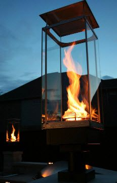Travis Tempest Torch - pillar mount St Louis Dealer