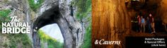Natural Bridge and Caverns