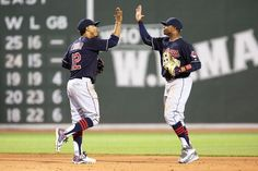 Cleveland Indians vs. Boston Red Sox - Photos - May 20, 2016 - ESPN