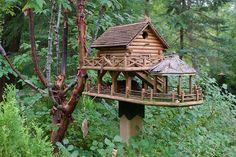 Unique Birdhouse Designs