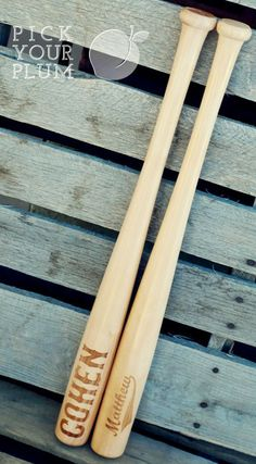It's safe to say that you will hit it out of the park with this gift! Can you Swing This? Wood Bats for 62% Off!