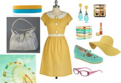 """Simply Spring"" by peppermintmochamama on Polyvore"
