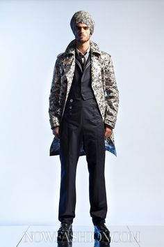 Jean Paul Gaultier Menswear Spring Summer 2013 Paris