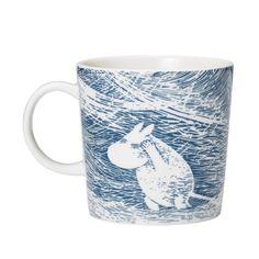 Diverse - TILBORDS Moomin Shop, Moomin Mugs, Snow Blizzard, Moomin Valley, Tove Jansson, Mug Designs, Original Artwork, Seasons, Ceramics