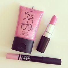 Nars & MAC makeup