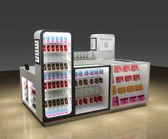 Generic kiosk sample for small goods