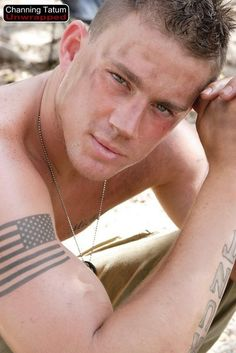 What's that Channing? Oh you want me to marry you?... weeelllll... OKAY!