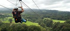 Piiholo Ranch Zipline offers an amazing view of Maui with double and single lines. // A Day in Maui // Health Beauty Life