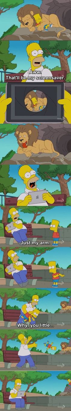Classic Homer - www.funny-pictures-blog.com