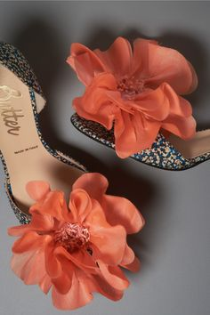 Flower Shoes....YES
