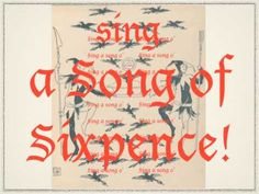 Sing a (Syncopated) Song of Sixpence