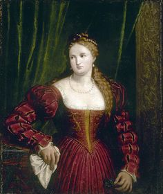 1530s Venice Woman with Hankerchief by Paris Bordone also waaant this one, god I love being SCA Italian