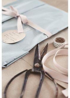 simplicity - love the scissors too