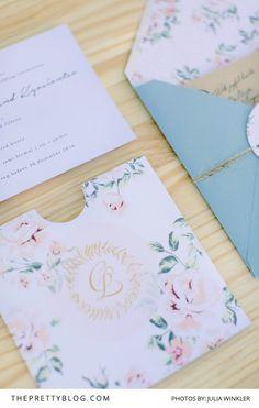 A Secret Summer Garden | Styled Shoots | Wedding Inspiration | Printables | Photography by Julia Winkler